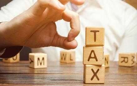 Tax belasting kadastraal inkomen eigendom