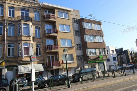 Appartement te koop in Jette
