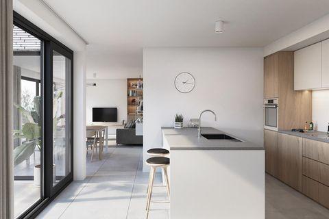 Appartement te koop in Wezembeek-Oppem