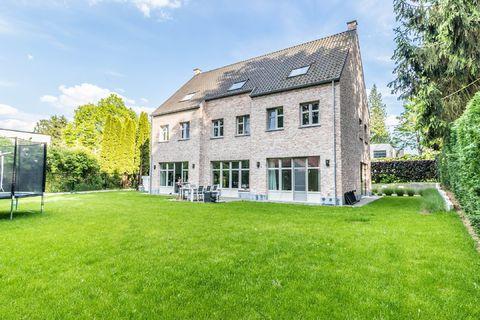 Buitengewoon huis te huur in Tervuren
