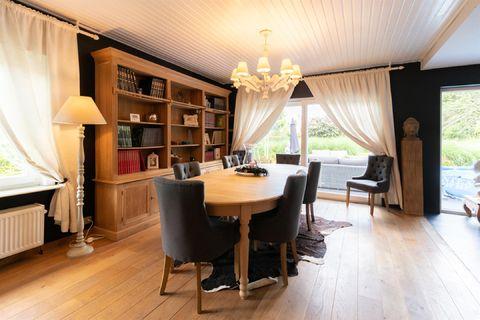 Buitengewoon huis te koop in Everberg