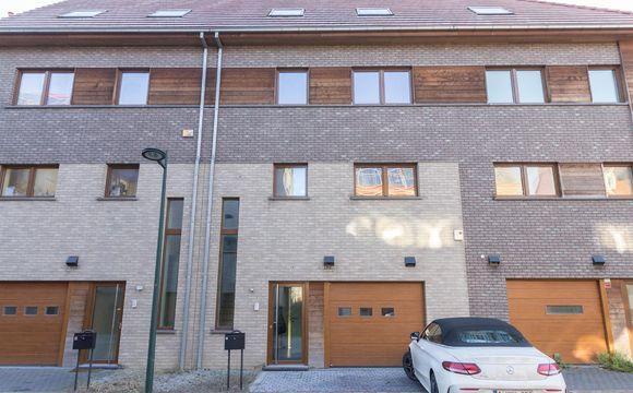 Buitengewoon huis te koop in Evere