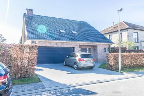 Exceptional house for rent in Everberg