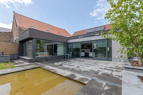 Exceptional house for sale in Haren