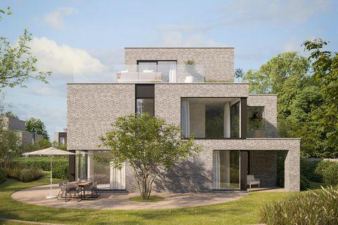 Gelijkvloerse verd. + tuin te koop in Wezembeek-Oppem