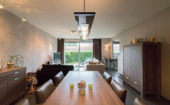 Gelijkvloerse verdieping te huur in Zaventem