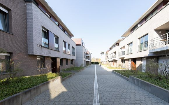 Gelijkvloerse verdieping te koop in Leuven