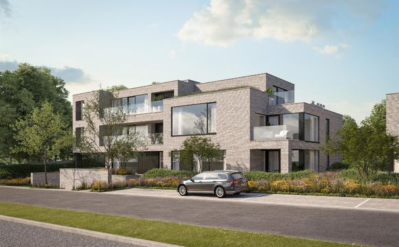 Gelijkvloerse verdieping te koop in Wezembeek-Oppem
