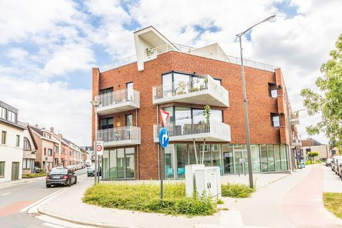 Penthouse for rent in Sterrebeek