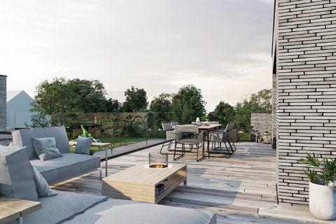 Penthouse for sale in Wezembeek-Oppem