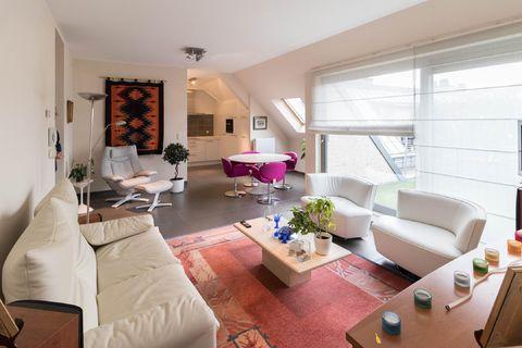 Penthouse te huur in Zaventem