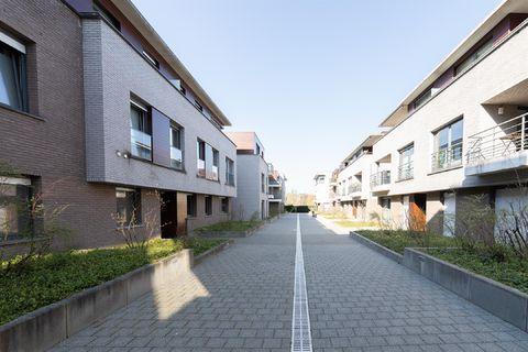Rez-de-chaussée à vendre a Louvain