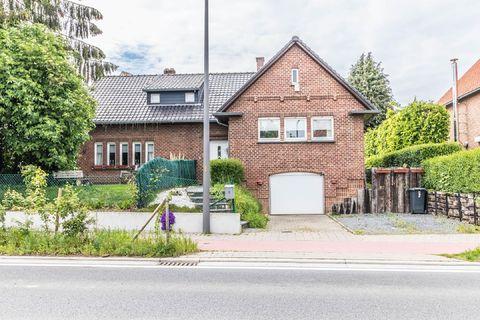 Villa à louer a Sterrebeek