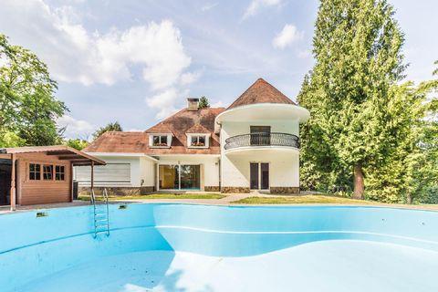Villa à vendre a Oud-Heverlee