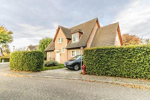Villa à vendre a Wezembeek-Oppem
